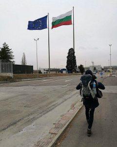 türkisch-bulgarischer Grenzübergang, Foto: Kasper Goethals