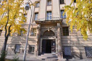 Die Evangelische Journalistenschule befindet sich im Herzen von Berlins, am Bahnhof Zoo.